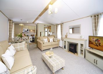 Thumbnail 3 bed mobile/park home for sale in Newperran Holiday Resort, Hendra Croft, Goonhavern, Newquay