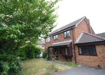 Thumbnail 4 bed detached house to rent in Strand Way, Lower Earley, Reading