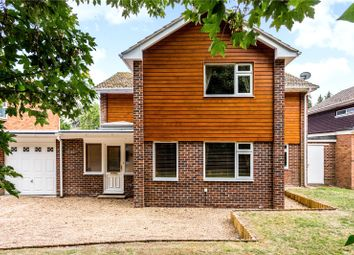 Thumbnail 4 bed detached house for sale in Harestock Road, Winchester, Hampshire