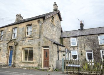 3 bed terraced house for sale in Thropton, Morpeth NE65