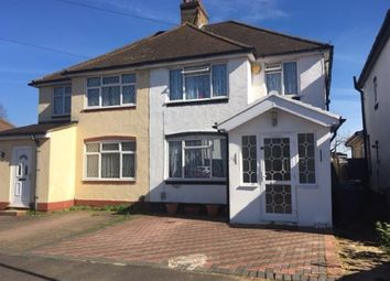 Thumbnail 3 bedroom semi-detached house for sale in Atherstone Road, Luton, Bedfordshire