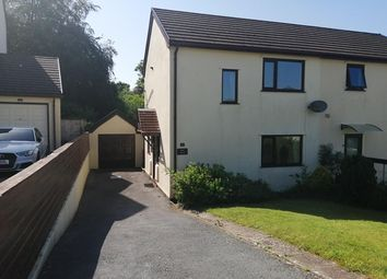 Thumbnail 2 bed semi-detached house to rent in 2 Bed Semi Located In Lawnswood, Saundersfoot
