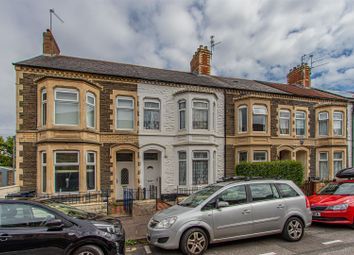 Thumbnail 3 bed terraced house for sale in Denton Road, Canton, Cardiff