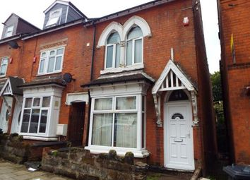 Thumbnail 6 bed terraced house for sale in Dawlish Road, Selly Oak, Birmingham, West Midlands