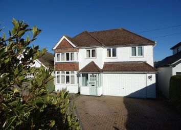 Thumbnail 4 bed detached house for sale in Dorking Road, Bookham, Leatherhead