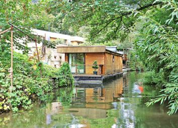 Thumbnail 1 bed houseboat for sale in Ferry Lane, Wraysbury