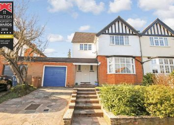 Thumbnail 4 bedroom semi-detached house for sale in Love Lane, Pinner