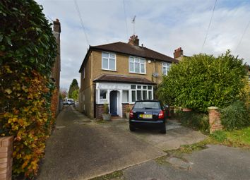Thumbnail 3 bed semi-detached house to rent in Sandridge Road, St.Albans