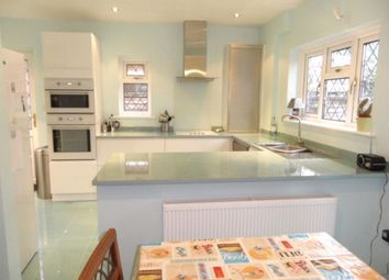 Thumbnail 4 bedroom detached house to rent in Westerham Road, Sevenoaks