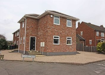 Thumbnail 3 bed end terrace house for sale in Elizabeth Avenue, Polesworth, Tamworth, Staffs