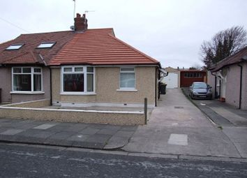 Thumbnail 2 bed semi-detached bungalow to rent in Colwyn Avenue, Bare, Morecambe