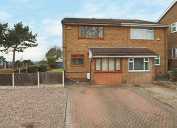 Thumbnail 3 bed semi-detached house for sale in Perry Road, Basford, Nottingham