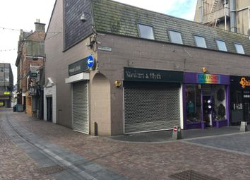 Thumbnail Retail premises to let in 10 Drummond Street, Inverness