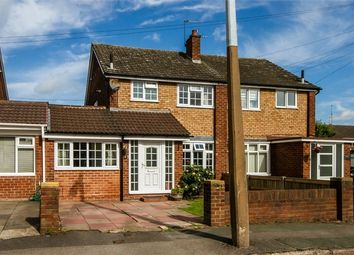 Thumbnail 4 bed semi-detached house for sale in Pinfold Gardens, Wednesfield, Wolverhampton, West Midlands