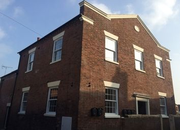 Thumbnail 1 bed flat to rent in Coronation Street, Cheadle, Stoke-On-Trent