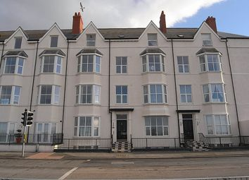 Thumbnail 2 bedroom flat to rent in West Parade, Rhyl