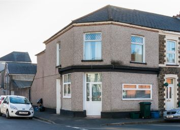 Thumbnail 3 bed end terrace house for sale in Adeline Street, Newport