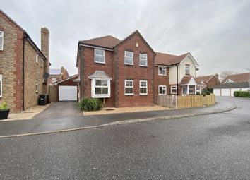 4 bed detached house for sale in Sheffield Park Way, Eastbourne BN23