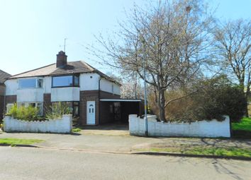 Thumbnail 3 bed semi-detached house for sale in George Avenue, Skegness