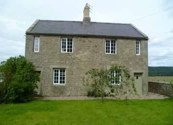 Thumbnail 3 bed cottage to rent in Beanley, Alnwick