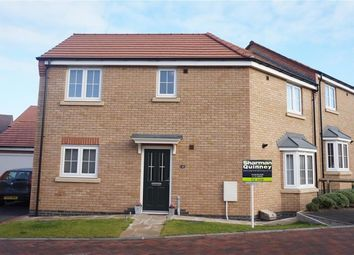 Thumbnail 3 bedroom property to rent in Kilbride Way, Peterborough