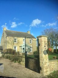 Thumbnail 5 bed detached house for sale in Swinthorpe, Lincoln