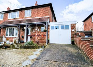 Thumbnail 3 bed semi-detached house for sale in Wilkes Avenue, Measham