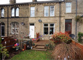 Thumbnail 3 bed terraced house for sale in Hardings Lane, Crosshills