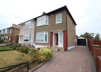 Thumbnail 3 bed semi-detached house for sale in Mansefield Road, Clarkston, Glasgow, East Renfrewshire