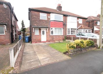 Thumbnail 3 bed semi-detached house to rent in Irwin Road, Altrincham