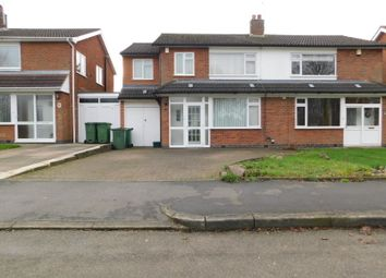 Thumbnail 4 bed semi-detached house to rent in Brighton Avenue, Wigston