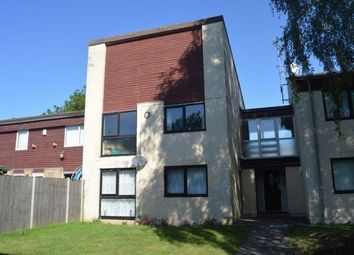 Thumbnail 1 bed flat to rent in Dell Crescent, Northampton