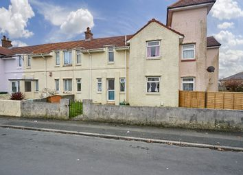 Thumbnail 3 bed end terrace house for sale in Archway Avenue, Plymouth