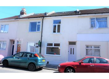 Thumbnail 4 bedroom terraced house for sale in Fawcett Road, Southsea