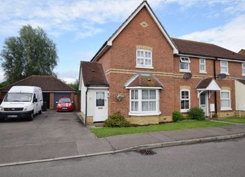Thumbnail 3 bed end terrace house for sale in Albert Gardens, Church Langley, Harlow