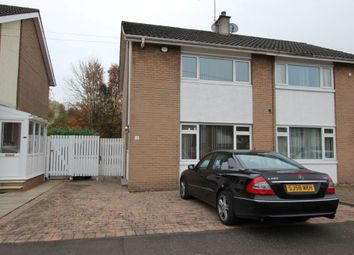 Thumbnail 2 bedroom semi-detached house to rent in Fleurs Avenue, Glasgow