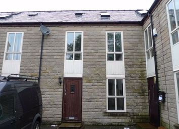 Thumbnail 3 bed town house to rent in Buxton Road, Chinley, Derbyshire