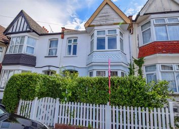 Thumbnail 3 bed terraced house for sale in Hildaville Drive, Westcliff-On-Sea, Essex