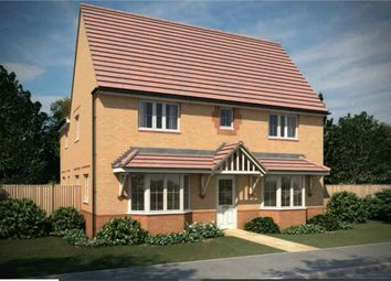 Thumbnail 4 bed detached house for sale in Romans Edge, Bearscroft Lane, Godmanchester, Huntingdon, Cambridgeshire