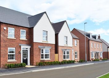"""Thumbnail 4 bed detached house for sale in """"Holden"""" at Bardon Road, Coalville"""