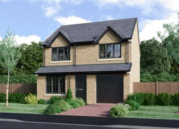 """Thumbnail 3 bedroom detached house for sale in """"The Larkin Alternative"""" at Coach Lane, Hazlerigg, Newcastle Upon Tyne"""