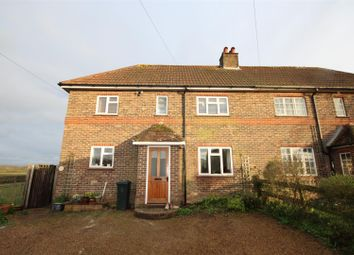 Thumbnail 3 bed semi-detached house for sale in Uckfield Road, Ringmer, Lewes