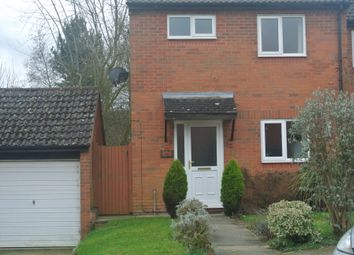 Thumbnail 3 bedroom end terrace house to rent in Sheepcroft Hill, Poplars, Stevenage