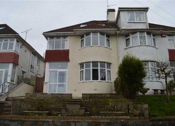 Thumbnail 3 bed semi-detached house for sale in Lon Dan Y Coed, Swansea
