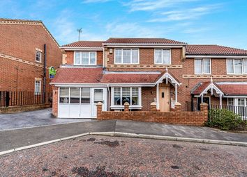 Thumbnail 4 bed semi-detached house to rent in Morgans Way, Blaydon-On-Tyne