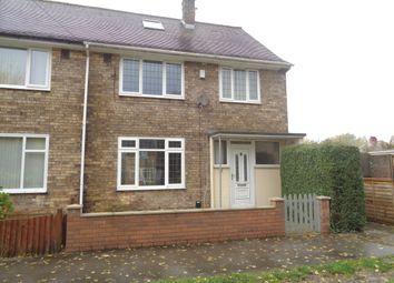 Thumbnail Semi-detached house to rent in Barrington Avenue, Hull