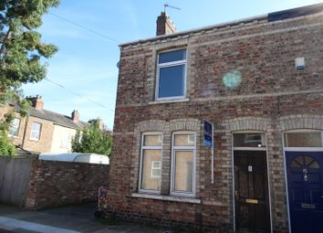 Thumbnail 2 bedroom terraced house for sale in Howe Street, York, North Yorkshire
