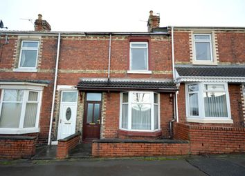 Thumbnail 2 bed terraced house for sale in Adelaide Terrace, Shildon