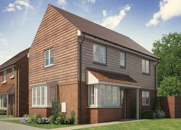 "Thumbnail 3 bed property for sale in ""The Harbourne"" at Avocet Way, Ashford"
