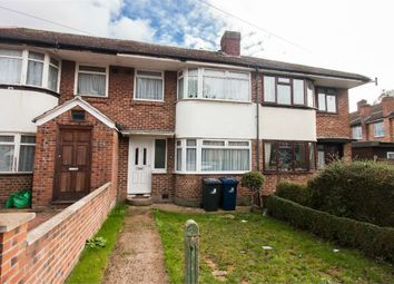 Thumbnail 3 bed terraced house for sale in George V Way, Perivale, Greenford